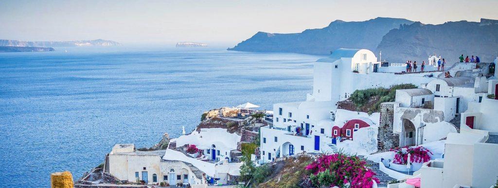 Bra att veta om Santorini