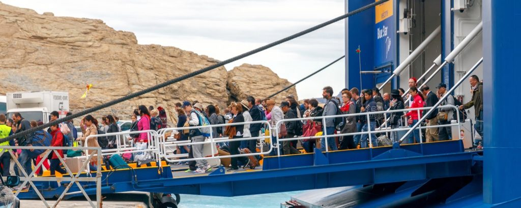 Resa till Santorini